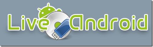 LiveAndroid Logo